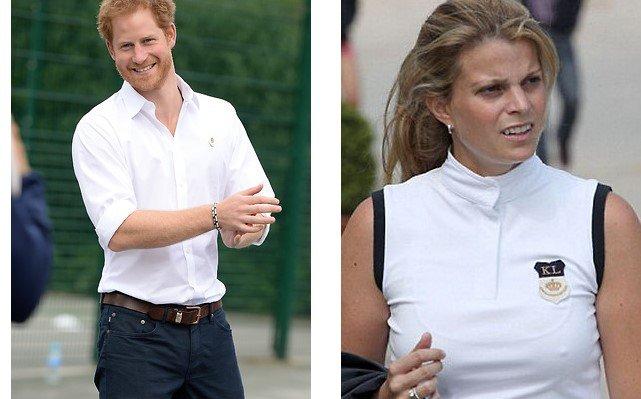 Принц Гарри стал встречаться сАфиной Онассис— самой богатой невестой мира