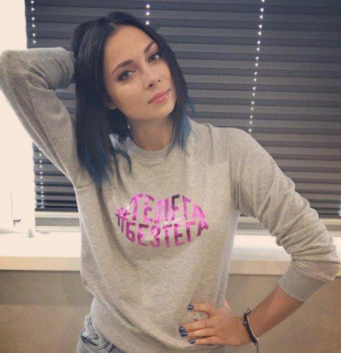 Настасья Самбурская хочет стать лысой