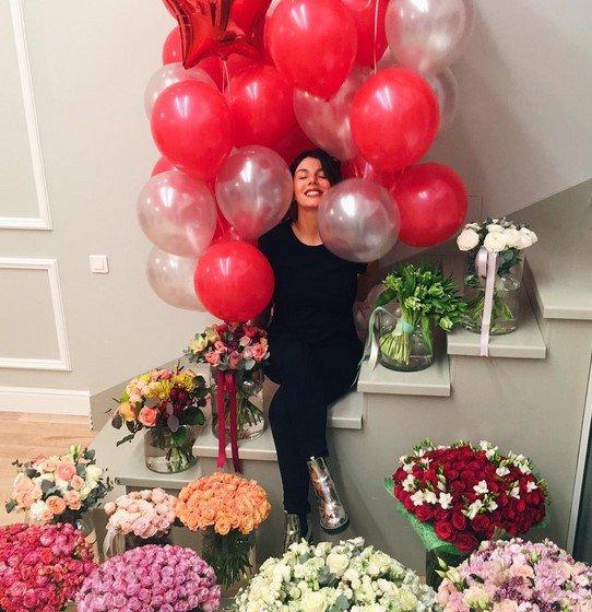 Анна Седокова забеременела в 3-й раз