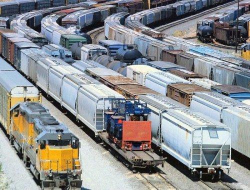 Доставку грузов по железной дороге можно будет заказать через интернет
