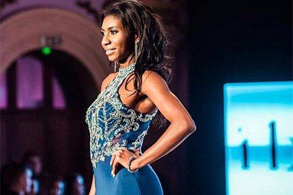 Вконкурсе «Мисс Хельсинки» одолела уроженка Африки Сефоре Икалабе