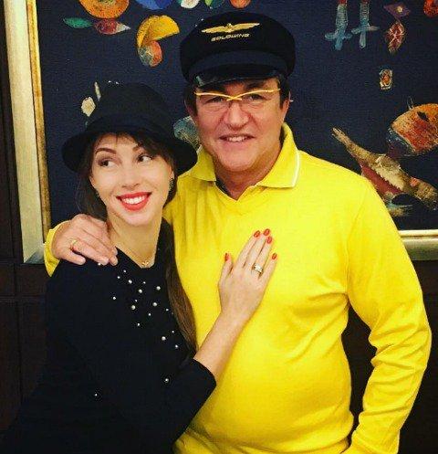 Дмитрий Дибров вспылил из-за увлечения супруги