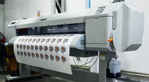 Uniflex внедряет новую технологию печати мультиколором