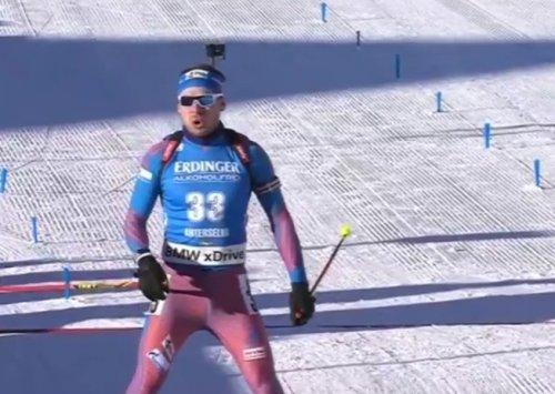 Шипулин выиграл индивидуальную гонку в Антхольце
