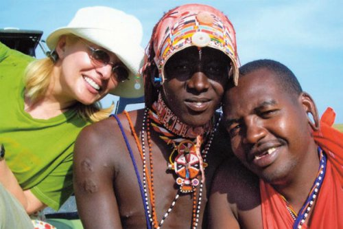 Лайма Вайкуле: «Я себя обожаю»