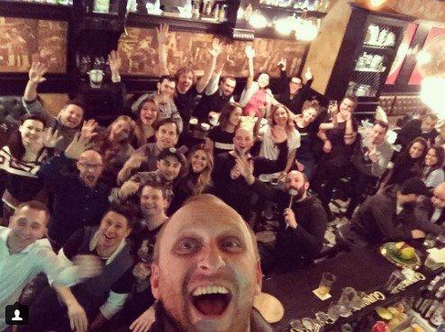 Батрудинов собрал на дне рождения «золотой состав» Comedy Club
