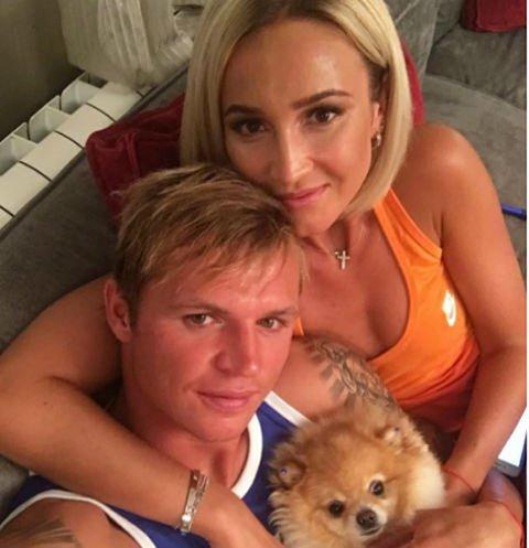 Ольга Бузова устроила разборку с бывшим мужем