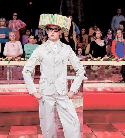 Новый ведущий «Модного приговора» будет шокировать публику нарядами