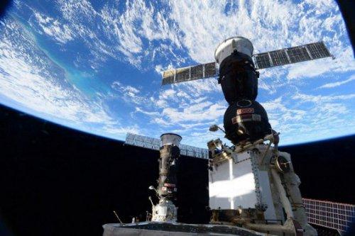 Москвичи смогут две недели наблюдать МКС невооружённым глазом