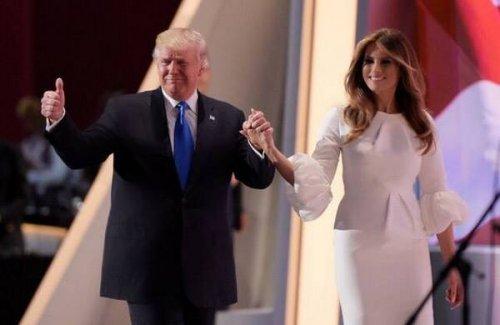 Мелания Трамп не хочет жить в Белом доме