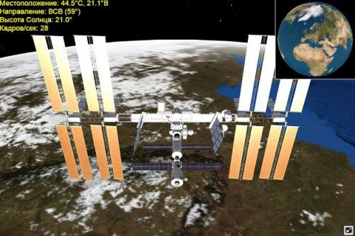 МКС дважды пролетела над московским регионом 4 февраля