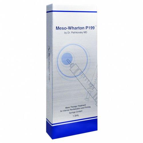 Meso-Wharton P199, как эффективное омолаживающее средство