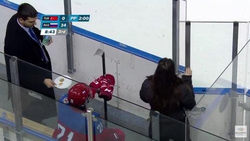 Российские юные хоккеисты обыграли сверстников из Турции со счётом 42:0