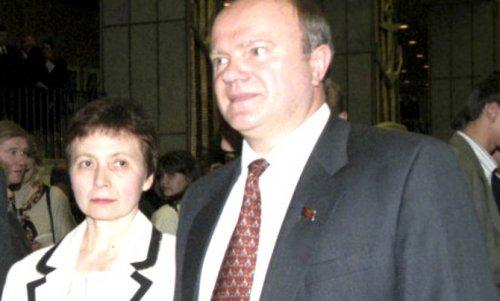 Супруга Зюганова может стать первой леди России