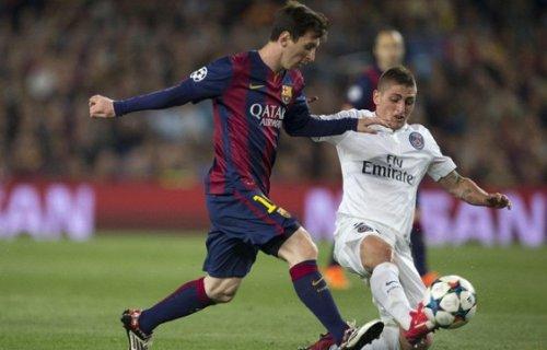 ПСЖ «нокаутировал» «Барселону» в Лиге чемпионов