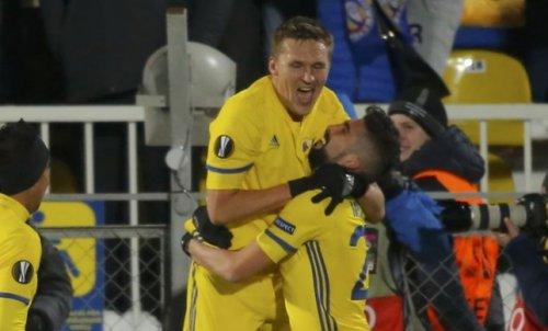 «Ростов» блистательно открыл сезон в Лиге Европы