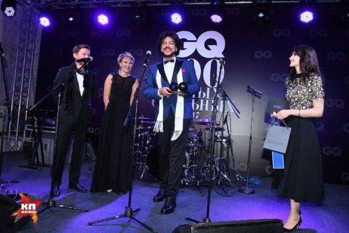 Самые стильные мужчины российского шоу-бизнеса получили награды