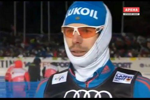 Устюгов завоевал серебряную медаль  в спринте свободным стилем на  ЧМ-2017 в Лахти