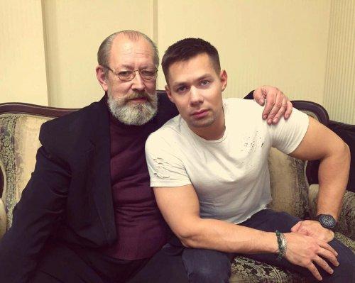 Отец Стаса Пьехи приехал на концерт сына