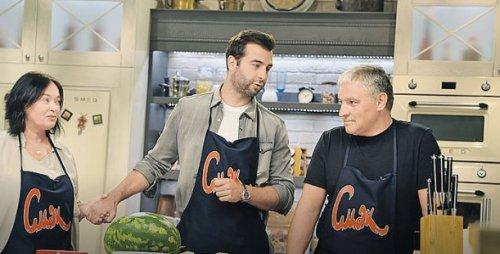 Гузеева с мужем-ресторатором появятся в новом кулинарном шоу