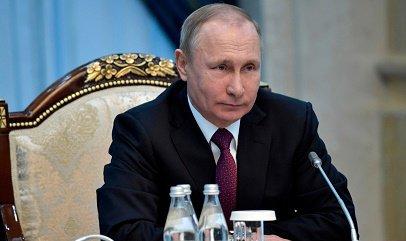 Женщинам понравилось поздравление Путина «от Бальмонта»