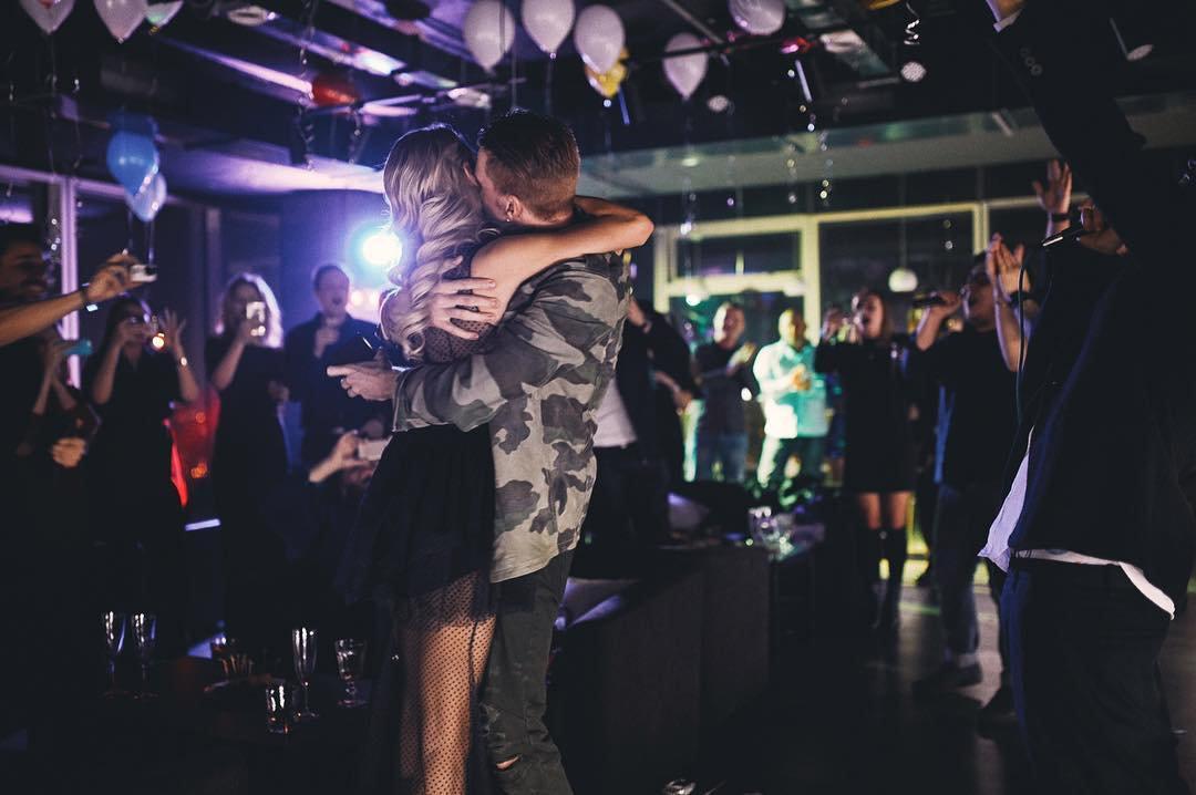 Никита Пресняков сделал предложение собственной возлюбленной