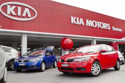 «KIA Motors» сохраняет свои позиции на российском авторынке