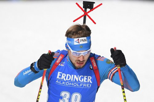 Шипулин временно переквалифицируется в лыжника