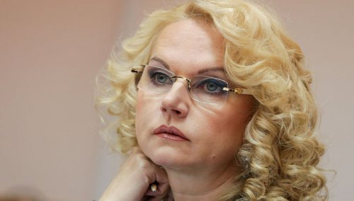 Голикова расплакалась из-за ухода с поста главы Счётной Палаты на равную должность в правительстве