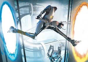 Portal 2 лучшая игра 2011 года по версии Video Game Awards