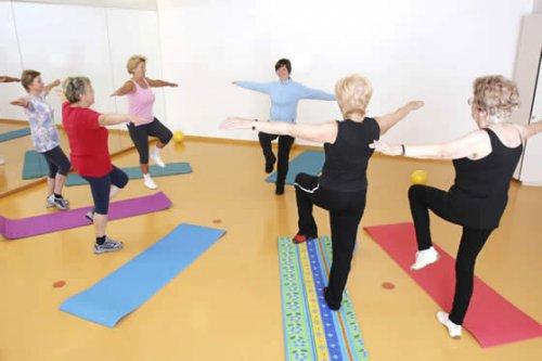 Аэробика поможет предотвратить старческое слабоумие