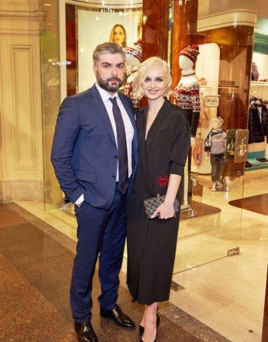 Муж Полины Гагариной снял российских актеров