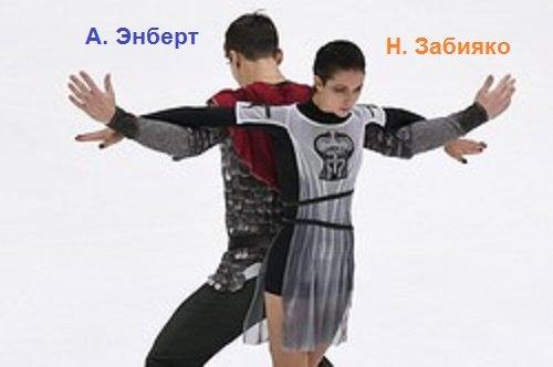 Сборная России укрепила 3-ю позицию на  командном чемпионате мира по фигурному катанию в Японии