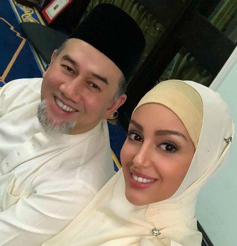 Бывший король Малайзии развелся с «Мисс Москвой»