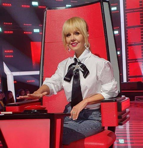 Валерия получила травму ноги на съемках шоу «Голос 60+»